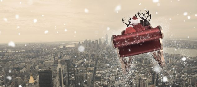 Securing Father Christmas' Sleigh Full Of Data