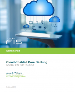 WhitePaper: Cloud-Enabled Core Banking Bridgeworks