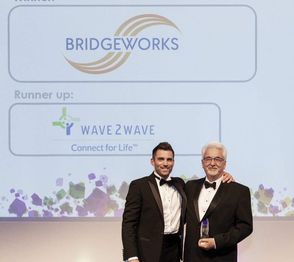 Award Winning ICT Innovation Of The Year! Bridgeworks
